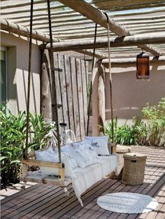 Decor Inspiration - Bohemian chic kind of thing