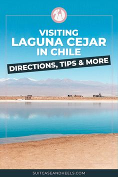 Everything you need to know about visiting Laguna Cejar, one of the most popular attractions in Chile's Atacama Desert. Directions, hours, tips, and more. Travel Guides, Travel Tips, Travel Hacks, Travel Packing, Travel Essentials, Travel Info, Travel Advice, Budget Travel, Brazil Travel