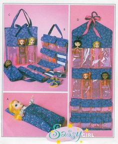 RARE & OOP  BARBIE DOLL Sewing Pattern    @PATTERNS4YOU