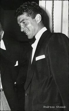 Dean Martin.  I love this picture!