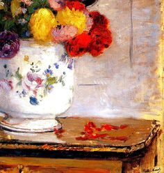 Berthe Morisot Still life