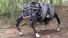 HÖHER, SCHNELLER, WEITER Hier kommt Googles Roboter-Armee!
