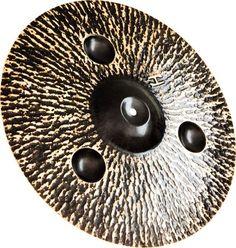 Hammerax Indigo Ultra Dark Crash Cymbal