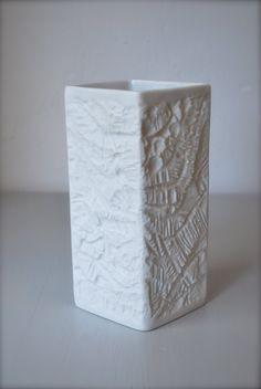 Mid Century Porcelain Vase
