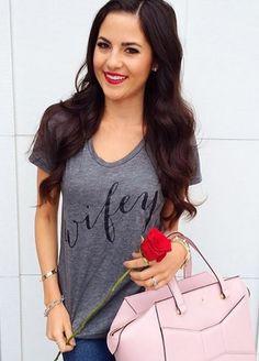 Cute wifey shirt http://rstyle.me/n/fpxcdnyg6