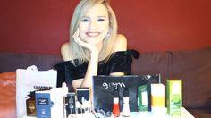 Que tal você ganhar esse kit de beleza | Recebidos da Glamour Beauty Fes...