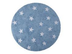 tapis rond toiles ce tapis pour la chambre de bb est comme une constellation - Tapis Chambre Bebe Bleu