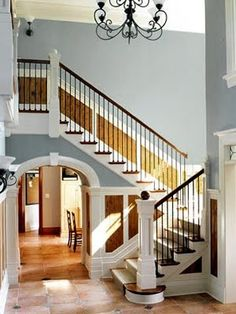 Benjamin Moore Everlasting What It Looks Like With White