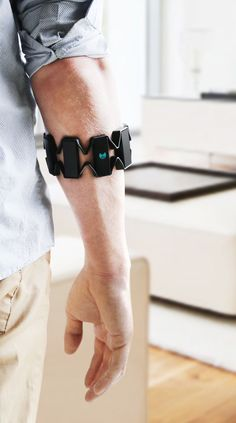Cool Wearables - CES 2015: Myo wearable controls everything from robots to smart home devices | Myo gesture-control armband eliminates the need for a keyboard or mouse in many instances. Available in March.  #thatseasier #wearables #cool