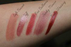 Vegan Lipsticks for Autumn  *ONCE UPON A CREAM Vegan Beauty Blog*