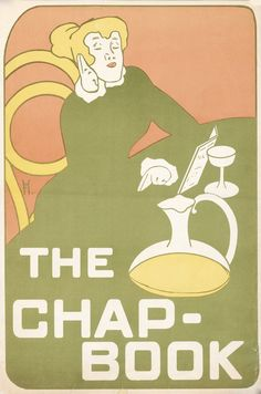 The Chap Book by Hazenplug, Frank | Shop original vintage #artnouveau posters online: www.internationalposter.com