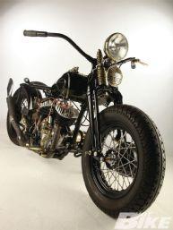 1942 Harley Davidson Wlc Full View