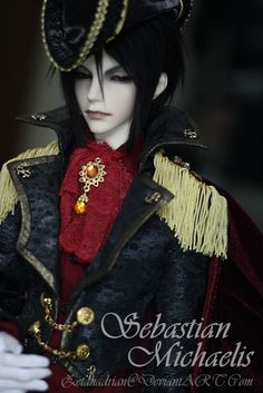No one knows who he is, except the Earl who entasked him for an investigation of the recent missing Marquis. Rumour has it that only handsome and elegant nobleman will be targeted. Ball Jointed Dolls, Pretty Dolls, Beautiful Dolls, Black Buttler, Gothic Dolls, Realistic Dolls, Anime Dolls, Ooak Dolls, Doll Face
