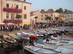 Bardolino, Lake Garda, Italy