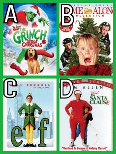 Which One is Your Favorite Christmas Movie?   Love My Big Happy Family