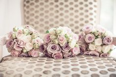 Pinks and purples - romantic