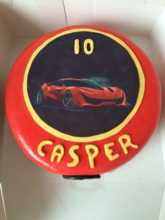 taart ferrari Cars vs Spider Man taart | Mijn taarten | Pinterest | Spider Man taart ferrari
