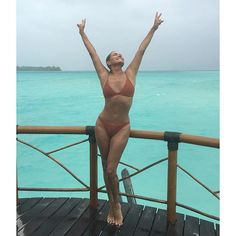 Yolanda Foster, 52, is working her bikini bod! See the other pics!