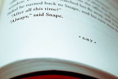 Books and Other Geekery: BAWWWWWWW. I WEEP JUST LOOKING AT THIS ; _ ; POOR SNAPE! I'm such a Harry Potter fangirl.