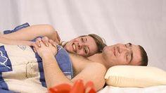 Si dorme meglio e in sincronia se lei è soddisfatta del matrimonio