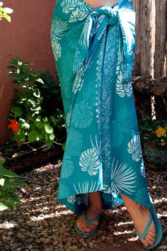 Sarong - Beach Wrap Skirt