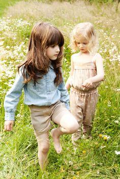 Chloé baby and childrenswear spring/summer 2013 Fashion Kids, Fashion 2018, Kids Girls, Cute Girls, Chloe Kids, Look Girl, Little Doll, Kid Styles, Overall