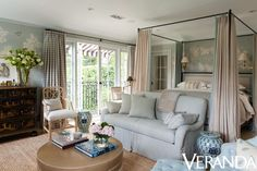 Beautiful   La Dolce Vita What a beautiful master suite ... the perfect serene get-away