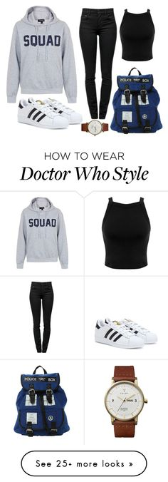 """The Collection"" by amy-musiclover3 on Polyvore featuring Topshop, Proenza Schouler, adidas, Triwa and Miss Selfridge"