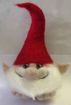 Silly tomte gnome by www.conspiracyofloveart.com