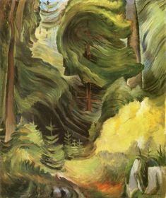 Swirl Artwork By Emily Carr Oil Painting & Art Prints On Canvas For Sale Tom Thomson, Canadian Painters, Canadian Artists, Oil Painting On Canvas, Canvas Art Prints, Painting Trees, Painting Art, Emily Carr Paintings, Group Of Seven