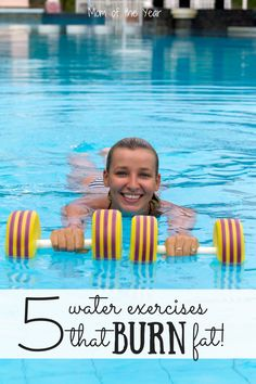 Blast calories and burn major fat with these super-effective water exercises. Aerobic exercise tips that work surprisingly well! Maximize your fitness routine!