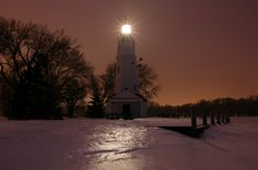 Kimberly Point Lighthouse, Neenah Wisconsin | Flickr