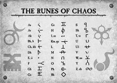Chaos Runes