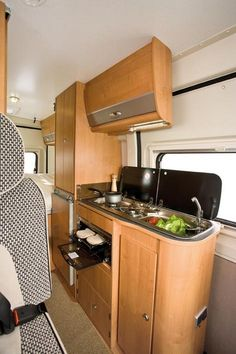 Trigano Tribute 665 Fixed Rear Bed High Top Campervan Conversion