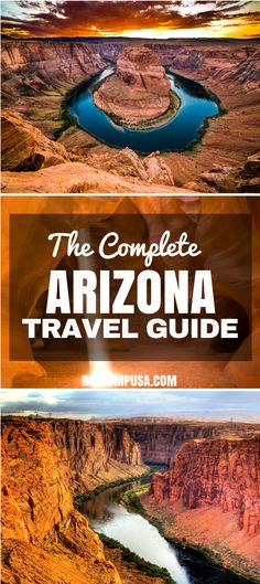 Travel guides and travel tips to help plan your Arizona adventure. Best places you must see, beautiful towns and cities to visit, fun things to do, hiking, camping, activities, accommodation and more!