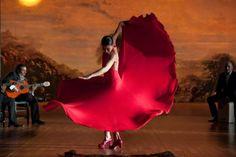Flamenco peña in Rotterdam.