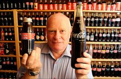 World's largest collection of Coca-Cola