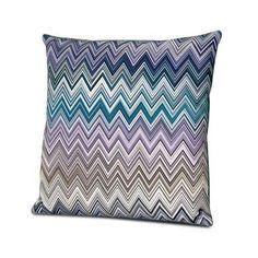 Jarris Blue Pillow 16x16