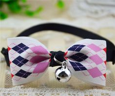 Free Shipping Pet dog Bow tie With Bell Hairpins necklace dog accessories - Like this? click here:  http://www.dogcollarsshop.com/product/free-shipping-pet-dog-bow-tie-with-bell-hairpins-necklace-dog-accessories/