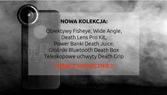 Do naszego sklepu przyleciała już świeżutka dostawa od DEATHLENS. Oprócz obiektywów szerokokątnych i fisheye, które mieliśmy już w swojej ofercie, pojawiło się sporo nowości. Sprawdź naszą ofertę na www.snowcity.pl lub zapoznaj się ze stroną producenta http://www.deathdigital.com/ Zapraszamy również do śledzenia instagrama! www.instagram.com/deathlens_polska — w: www.snowcity.pl.