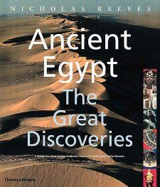 Ancient Egypt: The Great Discoveries (DT60 .R397 2000)