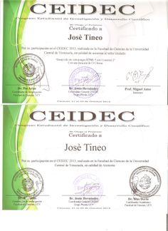CEIDEC 2013