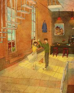 hermosas ilustraciones by puuung