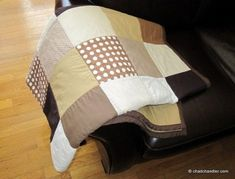 Simple Quilt Pattern « Live More Daily