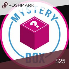 Accessory and/or Plus Clothing Mystery Box I've decided to create some mystery boxes ladies. Each box will contain 10 pieces. There will be a variety of earrings, necklaces, plus size clothing and sunglasses. I have lots of different brands from Lane Bryant, JC Penney, Cato, Torrid, etc. Just let me know what your style is (if you like big or small earrings, etc.)   Most of my clothes are 18/20 or 2X. I also have size 10 shoes (mostly heels) if interested..... Other