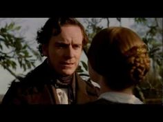 Jane Eyre 2011 - Proposal Scene Complete - YouTube | I just love Michael Fassbender in this movie... He's gorgeous T-T