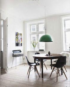 ChicDecó: | A musicians' apartment in Copenhagen