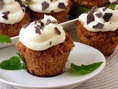Zabmuffin recept Muffin, Breakfast, Food, Morning Coffee, Essen, Muffins, Meals, Cupcakes, Yemek