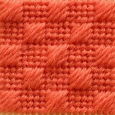 New to Needlepointing? Try These 56 Needlepoint Stitch Tutorials: Scotch Checkerboard Stitch