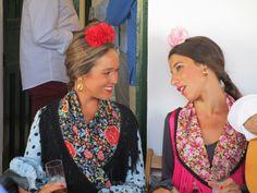 Gypsy, Crochet Earrings, Punk, Country, Fashion, Flamenco Dresses, Fringes, Moda, Rural Area